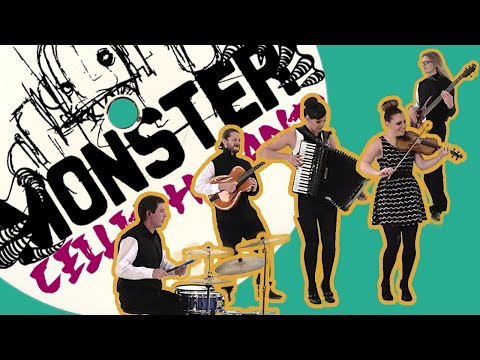 Monster Ceilidh Band & Sound System - Vralkada