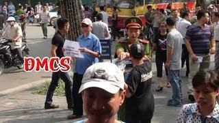 Tại Nha Trang lúc này:Chính quyền phải bỏ chạy trước sự phẫn nộ tột độ của hàng chục ngàn người