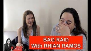 BAG RAID with RHIAN RAMOS