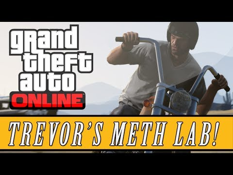 "GTA 5: ONLINE   Secret Location ""Trevor's House"" - How To Get Inside Trevor's Meth Lab! (Tutorial) - Smashpipe Games"