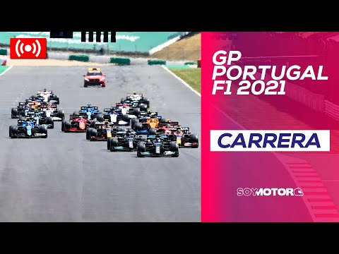 GP Portugal F1 2021 - Directo carrera | SoyMotor.com