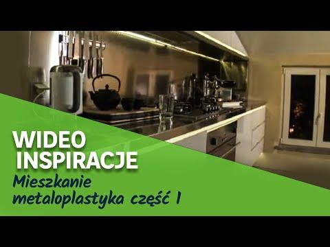 Mieszkanie metaloplastyka część 1 (wideo)