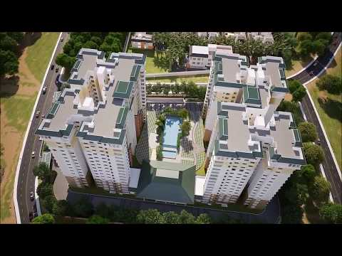 Prestige Park Square - High-rise Apartments in Bannerghatta Road Bangalore