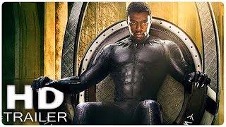 BLACK PANTHER Trailer (2018)