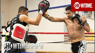 Leo Santa Cruz: Media Workout | Davis vs. Santa Cruz | Oct. 31st at 9pm ET/PT on SHOWTIME