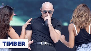 Pitbull - 'Timber' (Summertime Ball 2015)