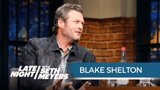 Blake Shelton on Working with Bette Midler, Miley Cyrus and Alicia Keys on The Voice Season 11
