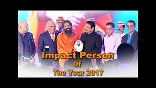 Impact Person of The Year 2017 | Mumbai | 13 Dec 2017 (Part 1)