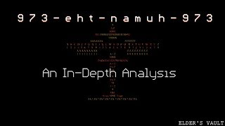 973 eht namuh Explained: My Look Into The Internets Most Mysterious Website