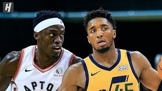 Utah Jazz vs Toronto Raptors - Full Game Highlights | December 1, 2019 | 2019-20 NBA Season
