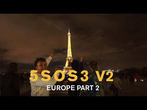 5SOS3 V2 // EUROPE PART II