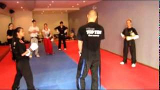 INTENSIVE POINT FIGHT DIDACTIC HARALD WARM UP