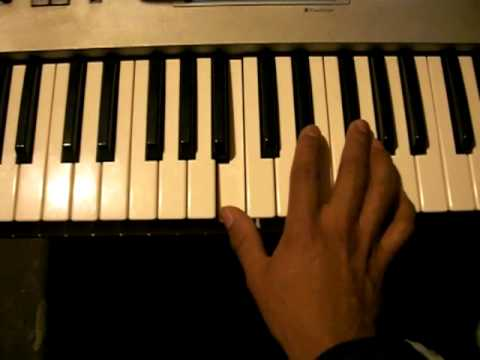 como aprender teclados  PASO 2