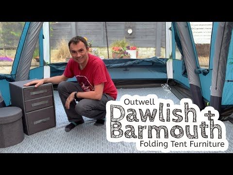 video Outwell Barmouth – A bedside table for your tent?