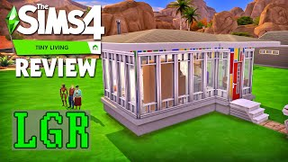 LGR - The Sims 4 Tiny Living Stuff Review