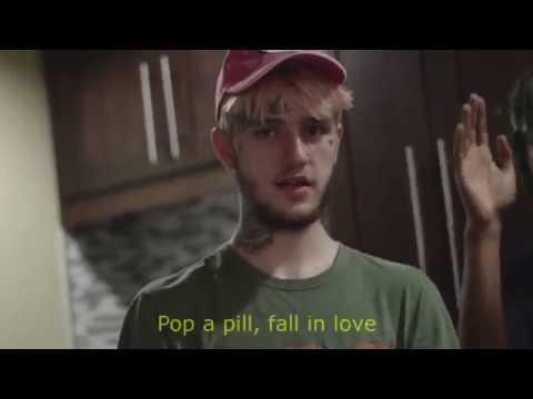 Lil Peep - Red Drop Shawty (Extended+Lyrics)