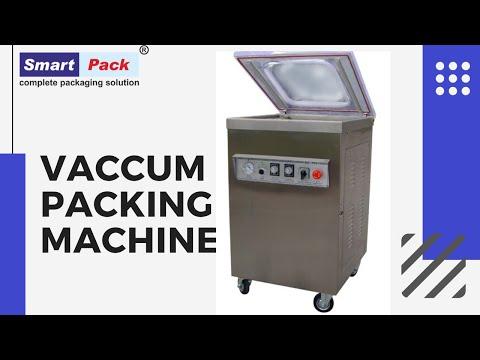 Single Chamber Food Packaging Machine   Vacuum Packaging Machine