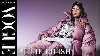 Billie Eilish on her style   Interview   Vogue Australia
