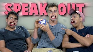 Hilarious Mouthguard Challenge (Speak Out Game)