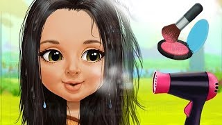 Sweet Baby Girl Summer Camp - Play Fun Activities Cooking, Dress Up, Cleaning Game for Kids