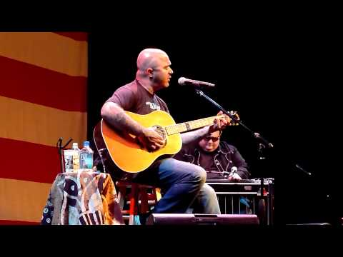 Aaron Lewis - Tangled Up In You HD Live in Lake Tahoe 8/06/2011