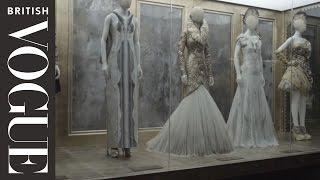 Inside Alexander McQueen: Savage Beauty | British Vogue
