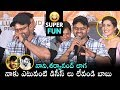 Sai Dharam Tej hilarious  comments on hero Nani & Sharwanand