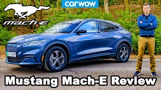 Mustang Mach-E 2021 review - an EV that you actually want!