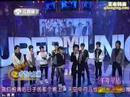 080418 非常大明星 Kyuhyun and Ryeowook singing battle