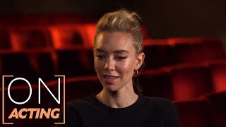 """Make sure that you have a life outside acting"" 