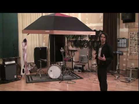 - Pensado's Place - ITL # 18 Part 1 - Eric Valentine of BarefootRecording and UnderToneAudio