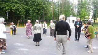 4 июня Вечер танцев в Расторгуевском парке