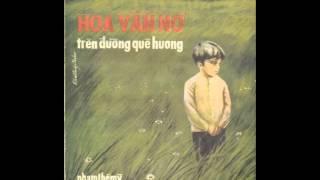 Hoa Vẫn Nở Trên Đường Quê Hương - Thanh Tuyền ( Thanh Tuyền 3 - Thuyền Không Bến Đổ )
