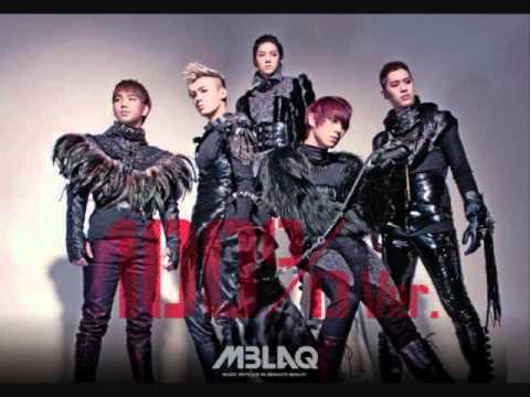 MBLAQ - It's War [FULL AUDIO]