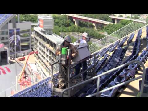 Amprite Electric Company - LP Field Audio Sound System Upgrade