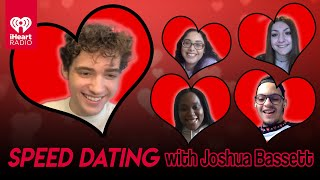 Joshua Bassett Speed Dates With 4 Lucky Fans! | Speed Dating