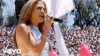 Jennifer Lopez - Let's Get Loud (Live)