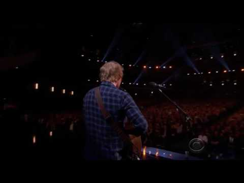 Ed Sheeran - I Was Made To Love Her (Songs In The Key Of Life An All Star Grammy Salute 2015)