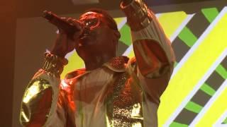 Systema Solar: El Majagual (Live) - Funkhaus Europa @ Roskilde 2014