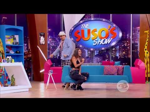 Greicy Rendón en The Susos Show - Entrevista completa - Caracol TV