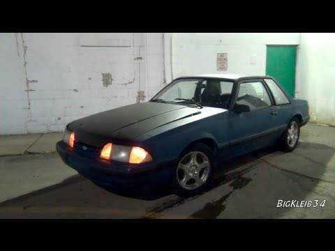 Messing Around In Mikey's Chevy FoxBody *Teaser* - Smashpipe Autos