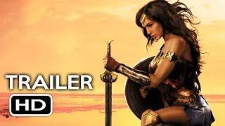 Wonder   Woman  (2017)  Trailer Gal Gadot, Chris Pine Action Movie