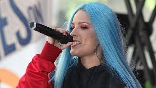 "Halsey RUSHES Offstage & Cancels Shows Due to ""Personal Emergency"""