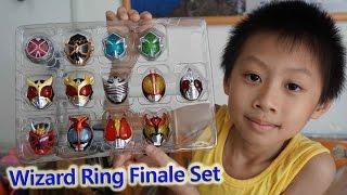 臭Fing屎坑重香:Wizard Ring Finale Set (2015-06-07)m