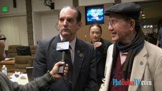 Ông Mỹ hiếu thảo nói tiếng Việt và ước nguyện không bao giờ thành
