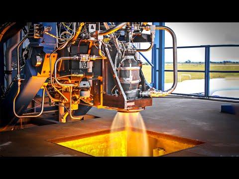 Како се тестираат ракетите пред да бидат лансирани во вселената?