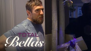 Daniel Bryan & John Cena Fight Over Fish | Total Bellas | E!