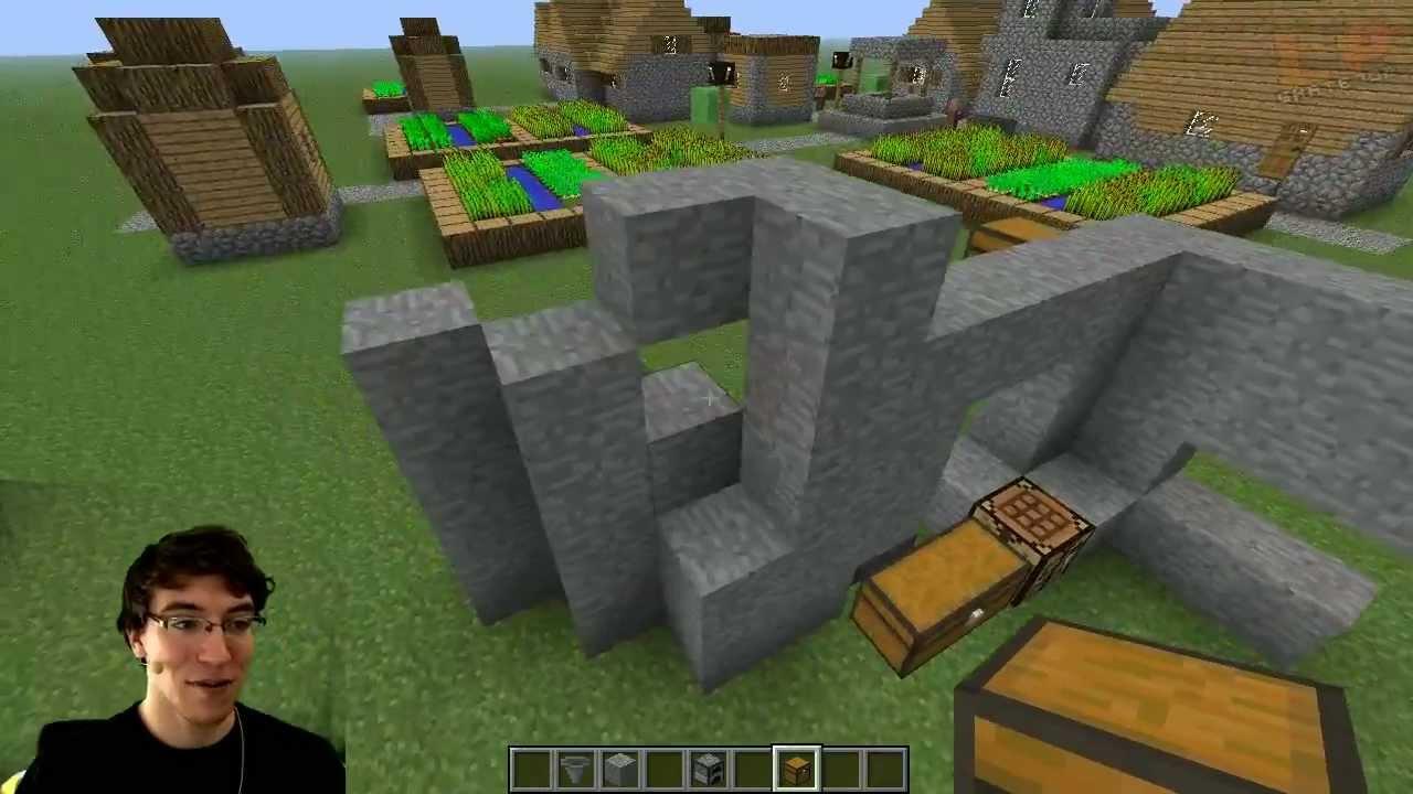 Minecraft 1.5.1 - Redstone Ideen: Automatische Küche
