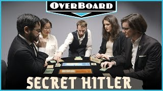 Let's Play SECRET HITLER   Overboard, Episode 3