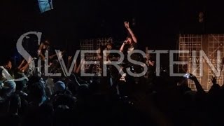 Silverstein - FULL SET LIVE [HD] - The Hollow Bodies Tour 2014